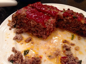 going, going, gone meatloaf